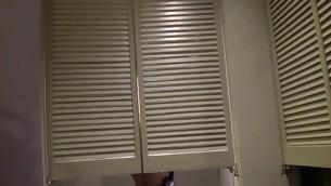 tenåring blowjob brunette hardcore amatør synspunkt voyeur spion
