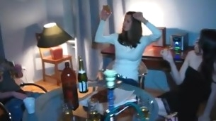 Legal Age Teenager playgirl gladly widens her legs to have a fun a difficulty fucking action