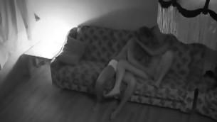 tenåring hardcore amatør voyeur hjemmelaget skjult kamera sofa ridning hore kåt