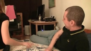 Nasty guy gets undressed relating to fuck sexy pretty hotty