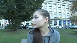 tenåring blowjob hardcore utendørs amatør russisk skjørt