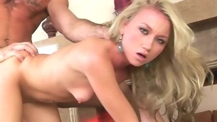 tenåring babe blowjob blonde hardcore amatør fingring små pupper ridning hottie