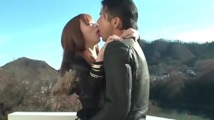 tenåring babe blowjob kyssing hardcore asiatisk fingring japansk