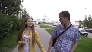 tenåring blowjob virkelighet utendørs amatør russisk