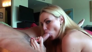 tenåring blowjob blonde hardcore amatør fitte små pupper sucking