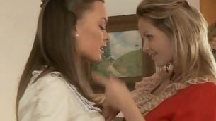 tenåring lesbisk rimjob