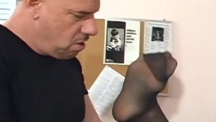 tenåring blowjob brunette hardcore amatør barbert