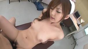 tenåring blowjob doggystyle brunette hardcore asiatisk amatør synspunkt normale pupper hårete