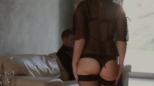 tenåring babe blowjob kyssing pornostjerne ass lingerie