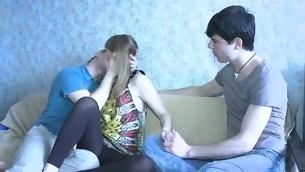 tenåring babe hardcore amatør kjæresten hanrei