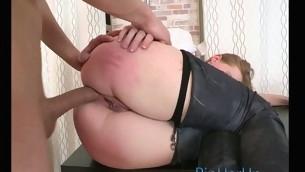 tenåring blowjob blonde naturlige pupper anal hardcore amatør jeans sucking
